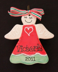 Pitter Platters Flat Angel