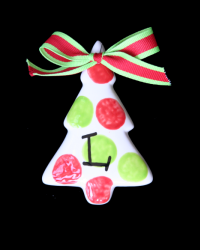 Pitter Platters Polka Dotted Tree
