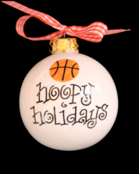 Pitter Platters Sports Ball Basketball Hoopy Holidays